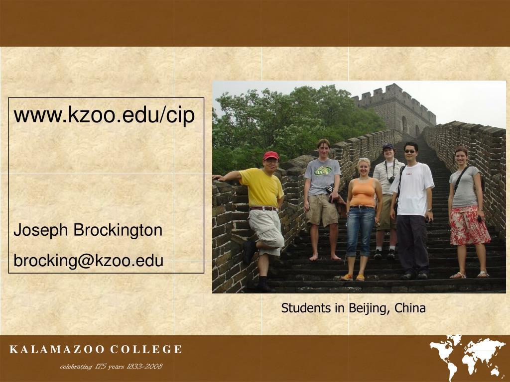 www.kzoo.edu/cip
