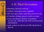 i d theft prevention18