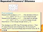 repeated prisoners dilemma10