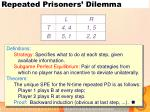 repeated prisoners dilemma6