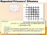 repeated prisoners dilemma8