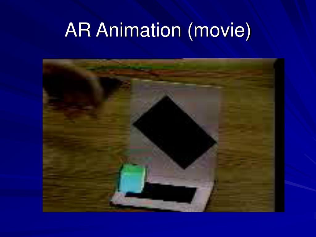 AR Animation (movie)