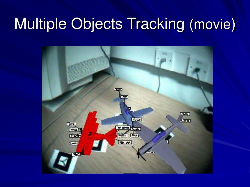 Multiple Objects Tracking
