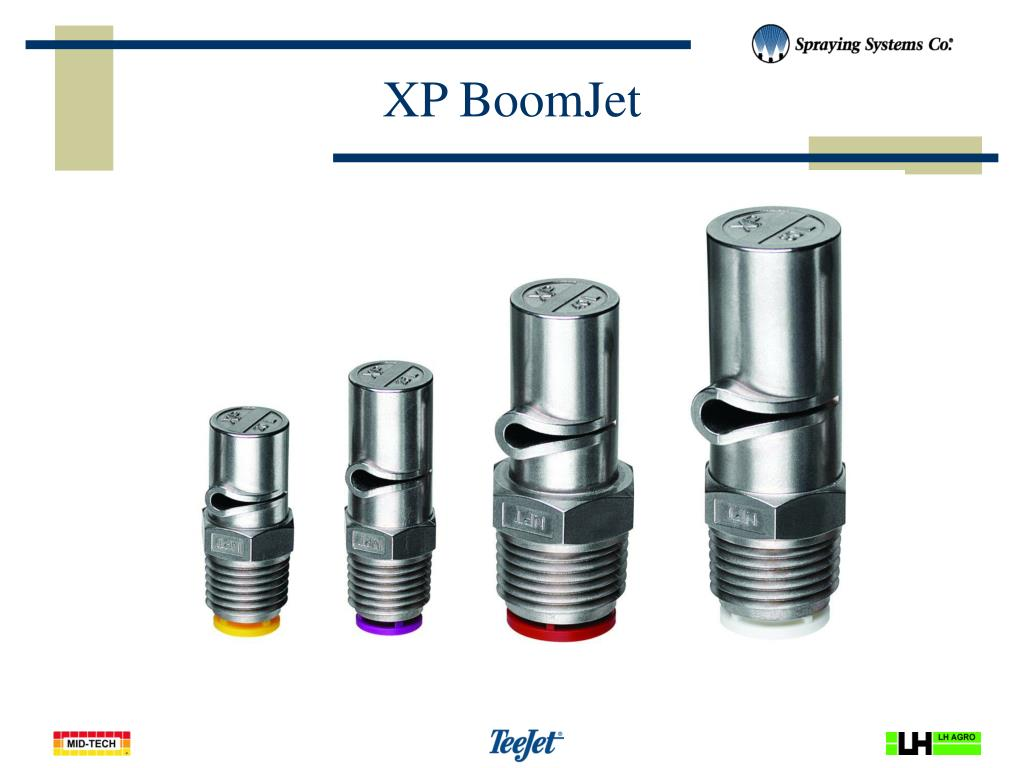 XP BoomJet