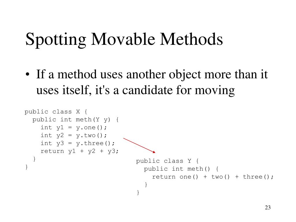 Spotting Movable Methods