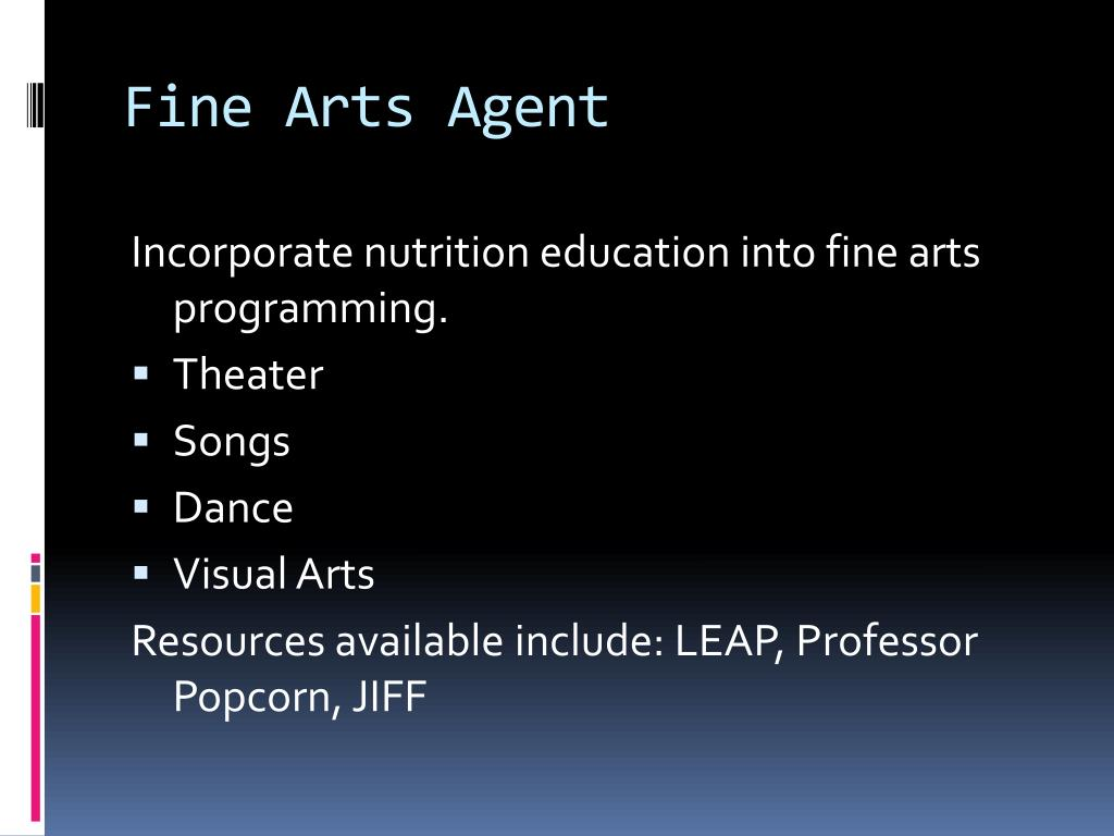 Fine Arts Agent