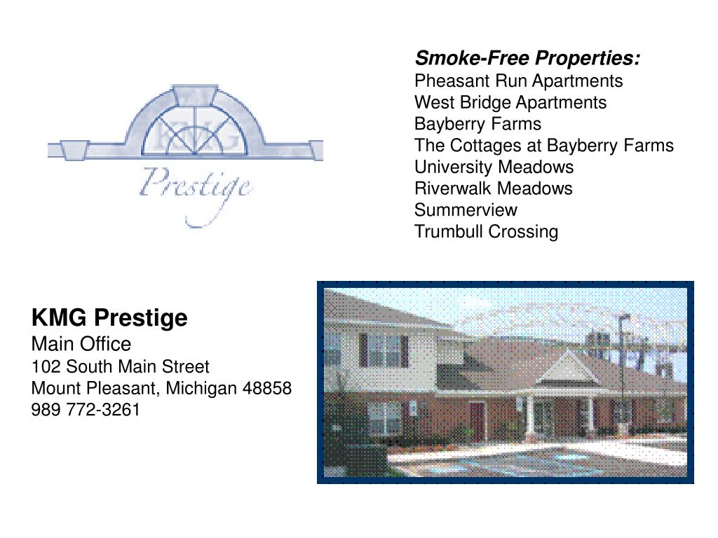 Smoke-Free Properties: