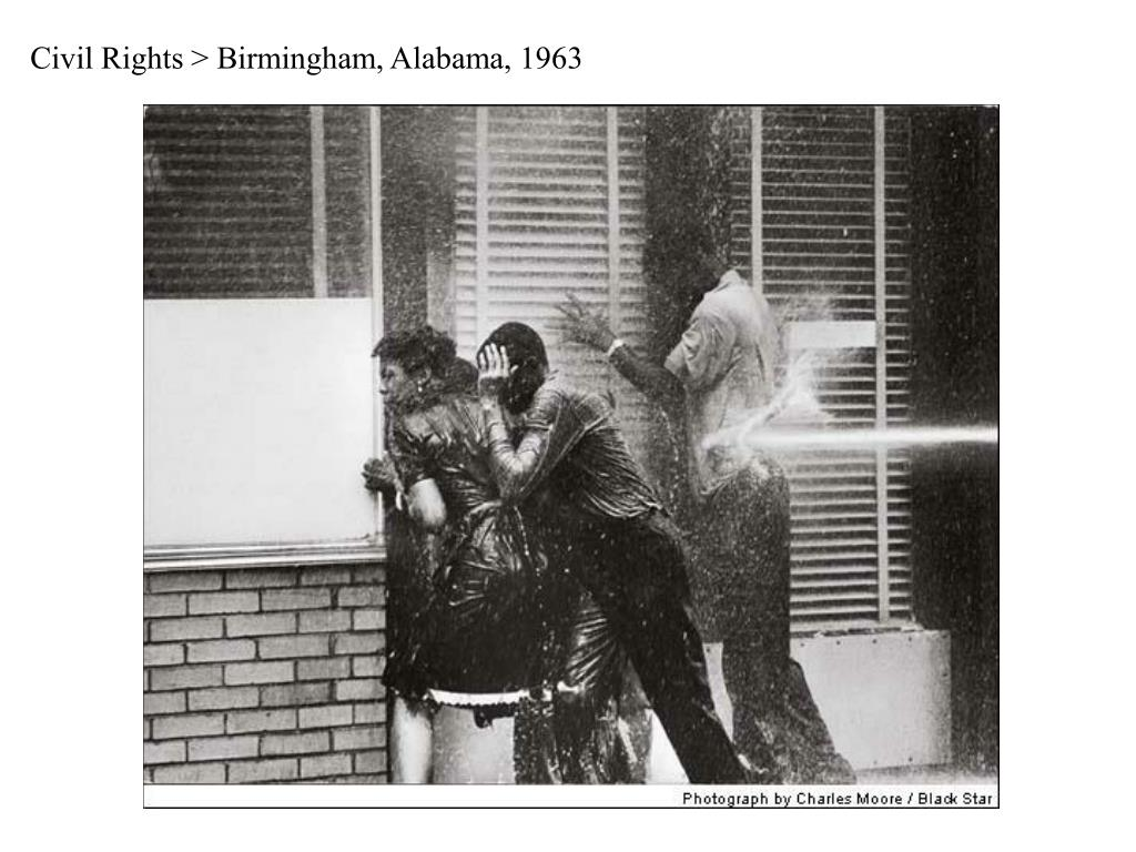 Civil Rights > Birmingham, Alabama, 1963