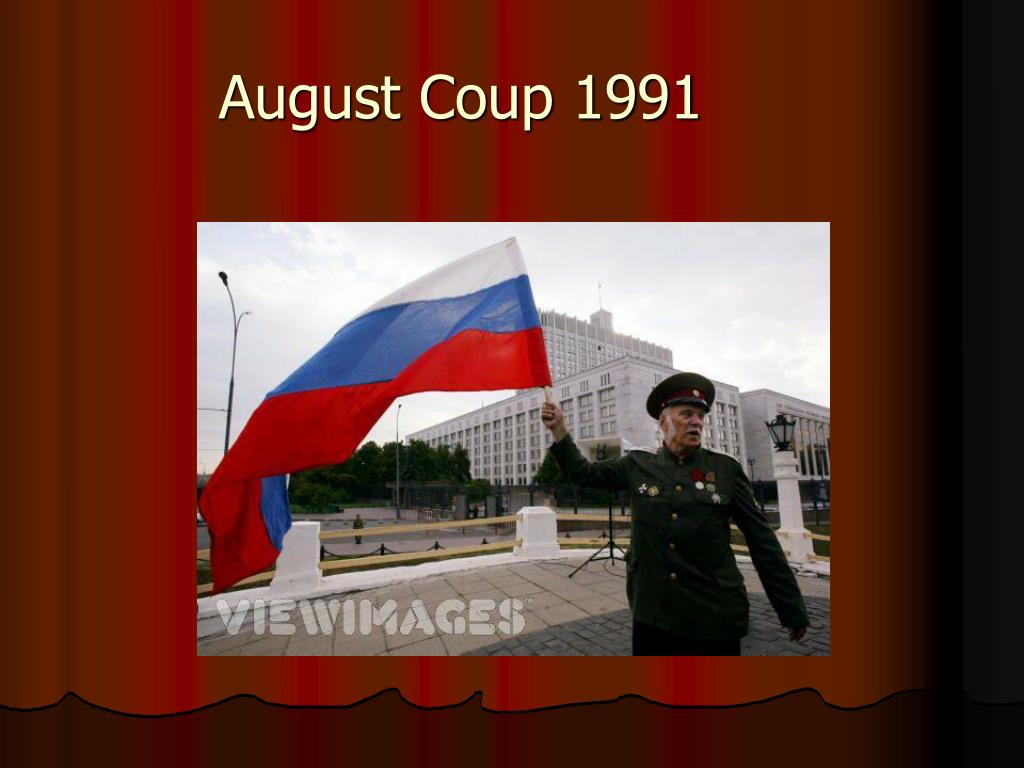 August Coup 1991