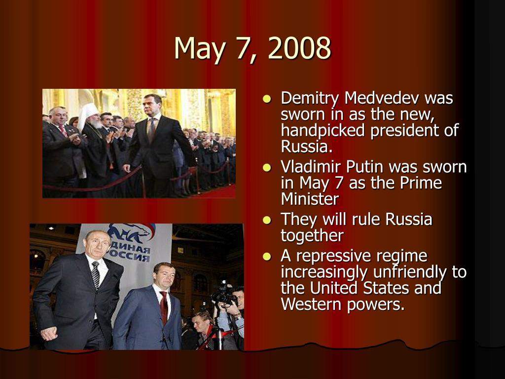 May 7, 2008