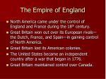 the empire of england18
