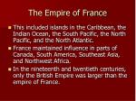the empire of france20
