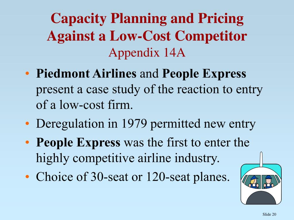 Capacity Planning and Pricing Against a Low-Cost Competitor
