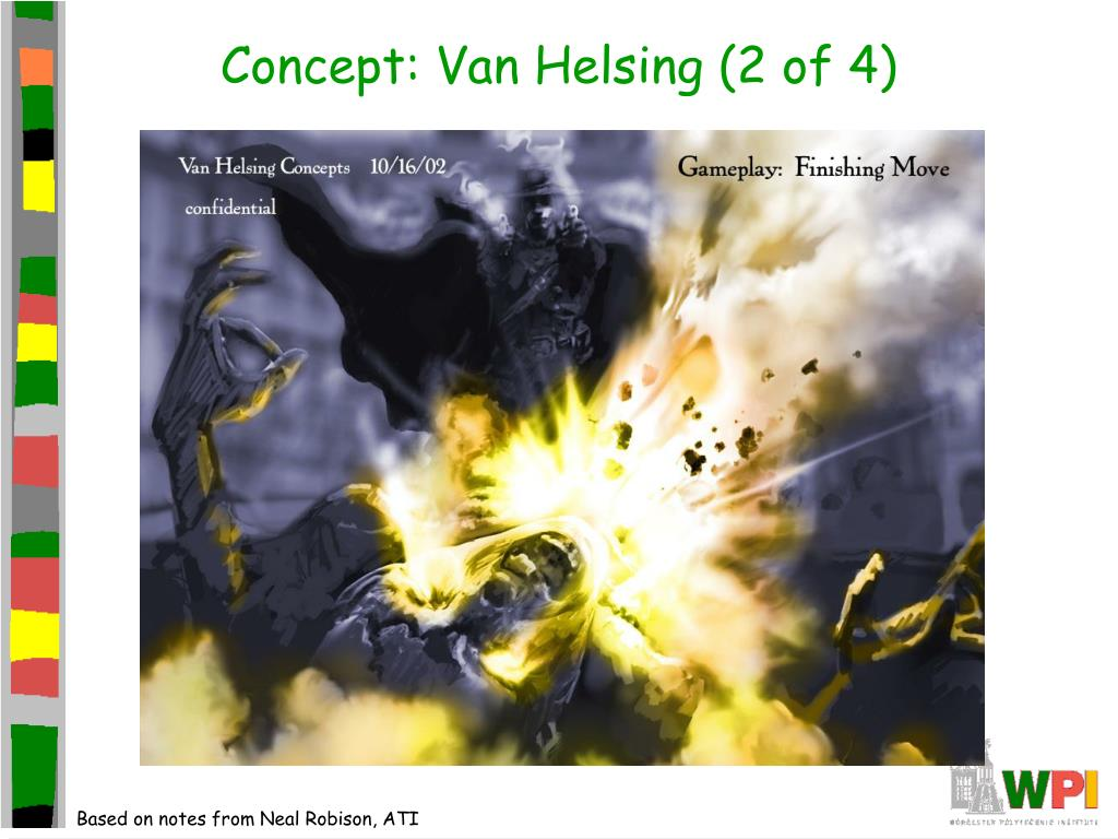 Concept: Van Helsing (2 of 4)