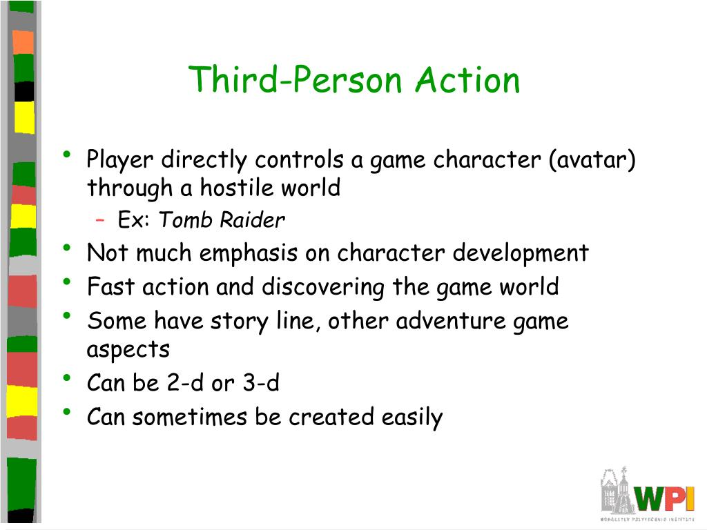 Third-Person Action