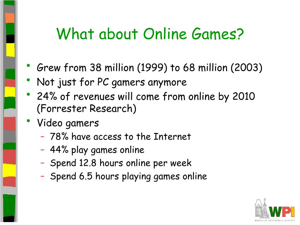 What about Online Games?