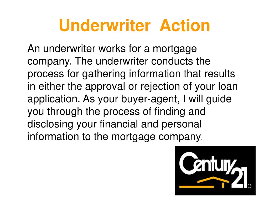 Underwriter  Action