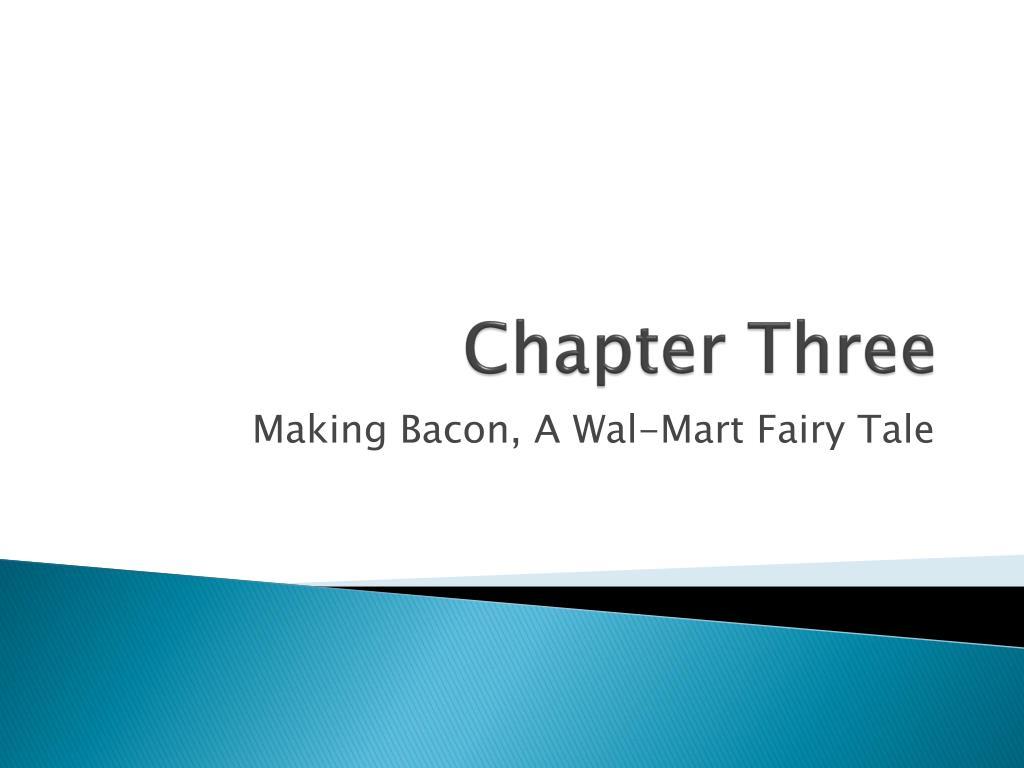 Chapter Three