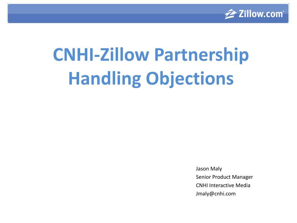 CNHI-Zillow Partnership