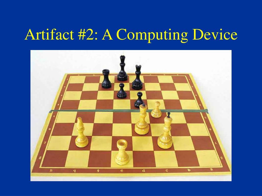 Artifact #2: A Computing Device