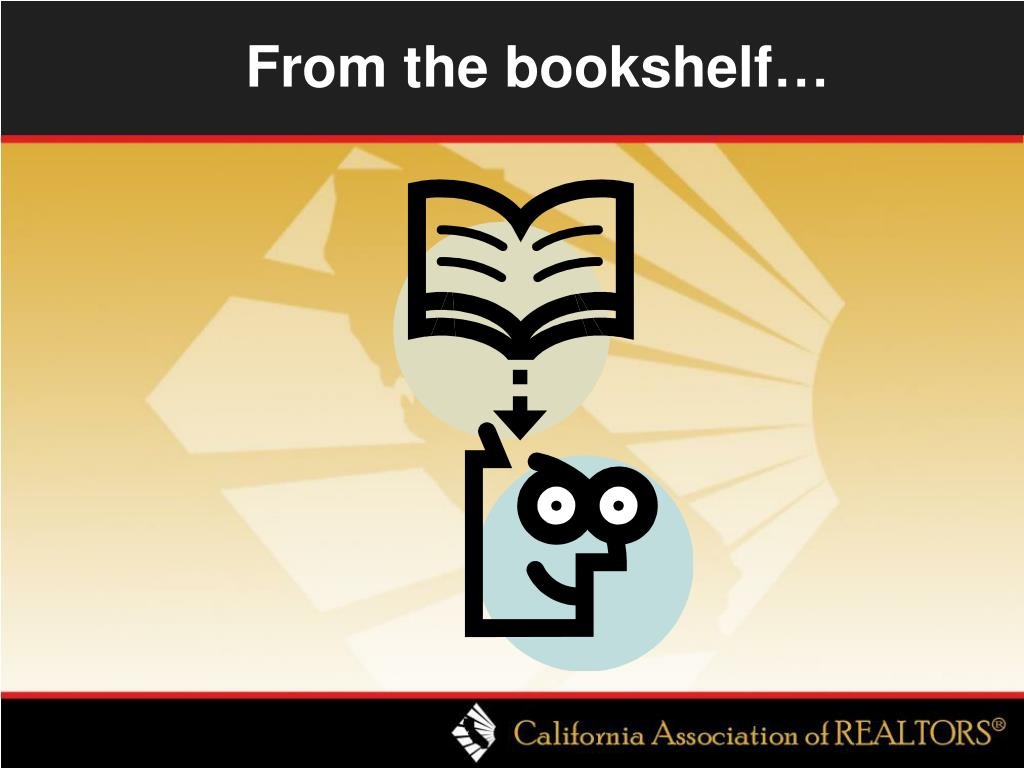 From the bookshelf…
