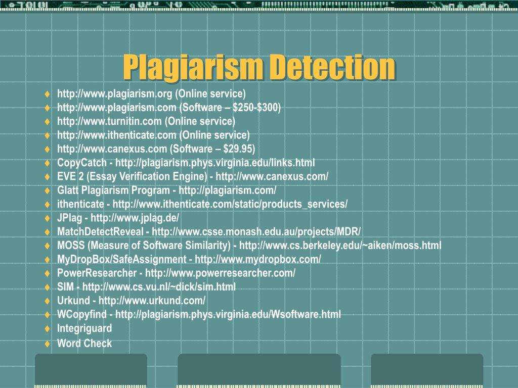 essay plagiarism detection Great collection of paper writing guides and free samples ask our experts to get writing help submit your essay for analysis.