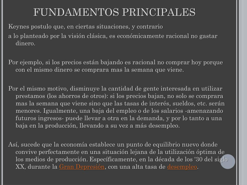 FUNDAMENTOS PRINCIPALES