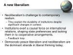 a new liberalism