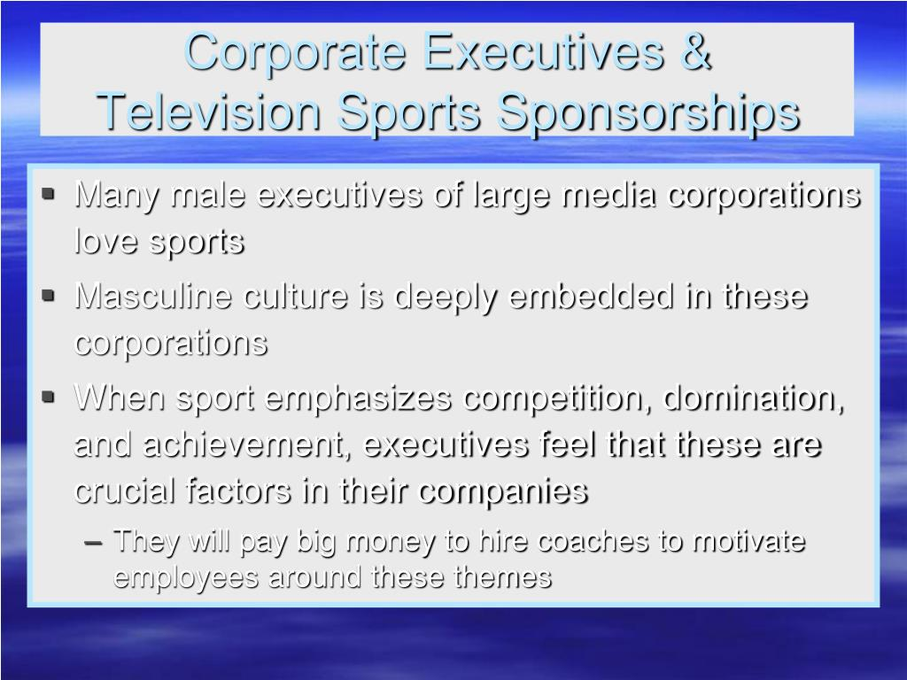 Corporate Executives &