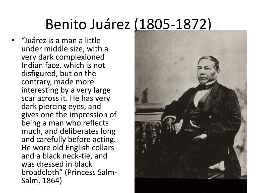 Benito Juárez (1805-1872)