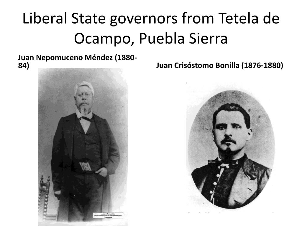 Liberal State governors from
