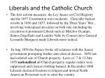 liberals and the catholic church13