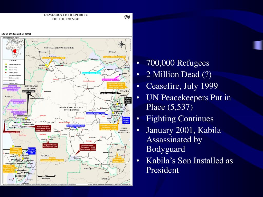 700,000 Refugees