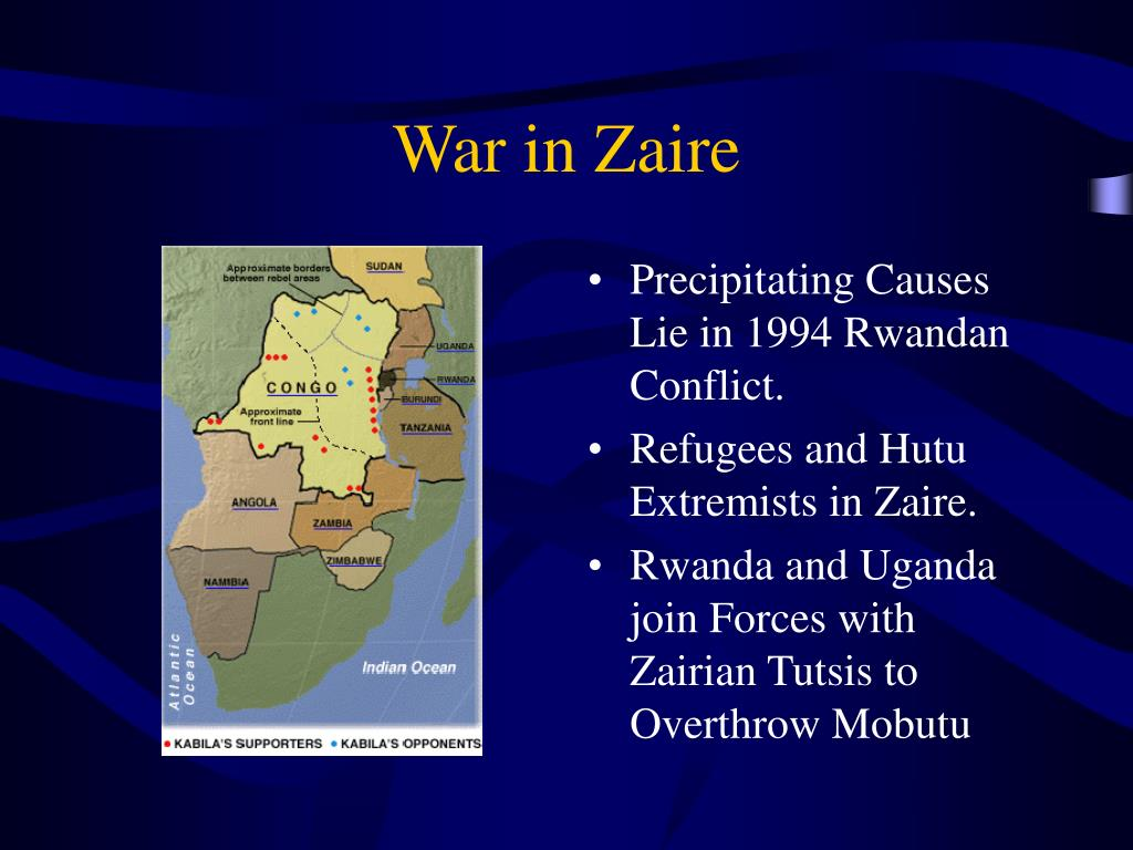 War in Zaire