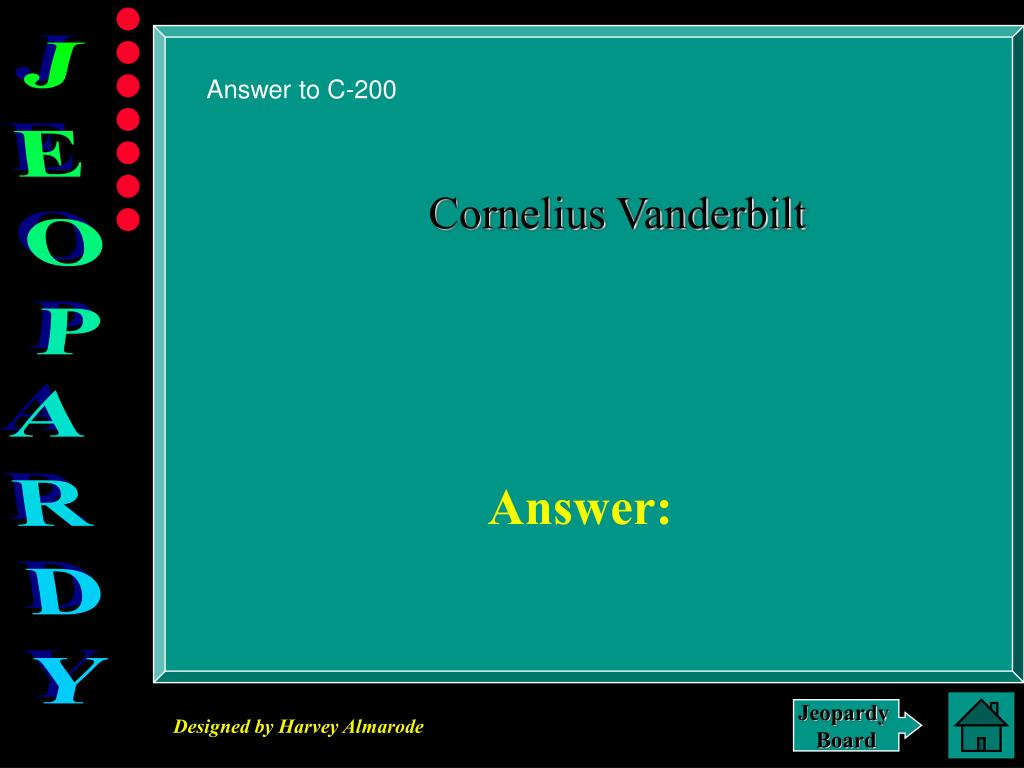 Answer to C-200