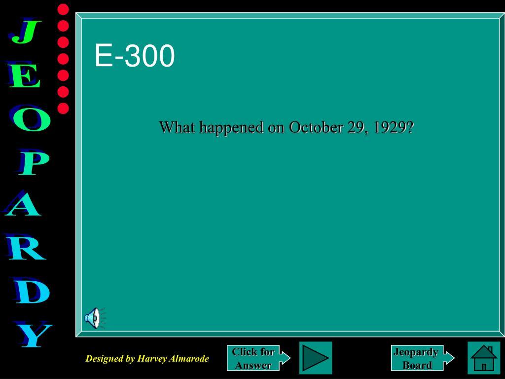 E-300