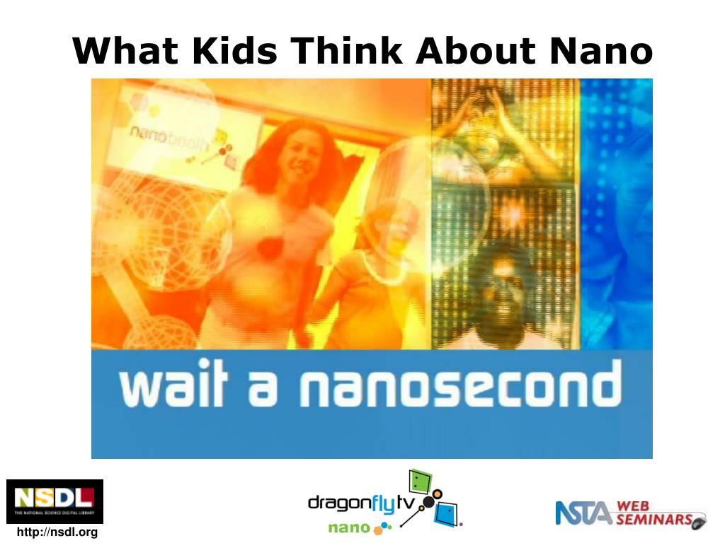 What Kids Think About Nano