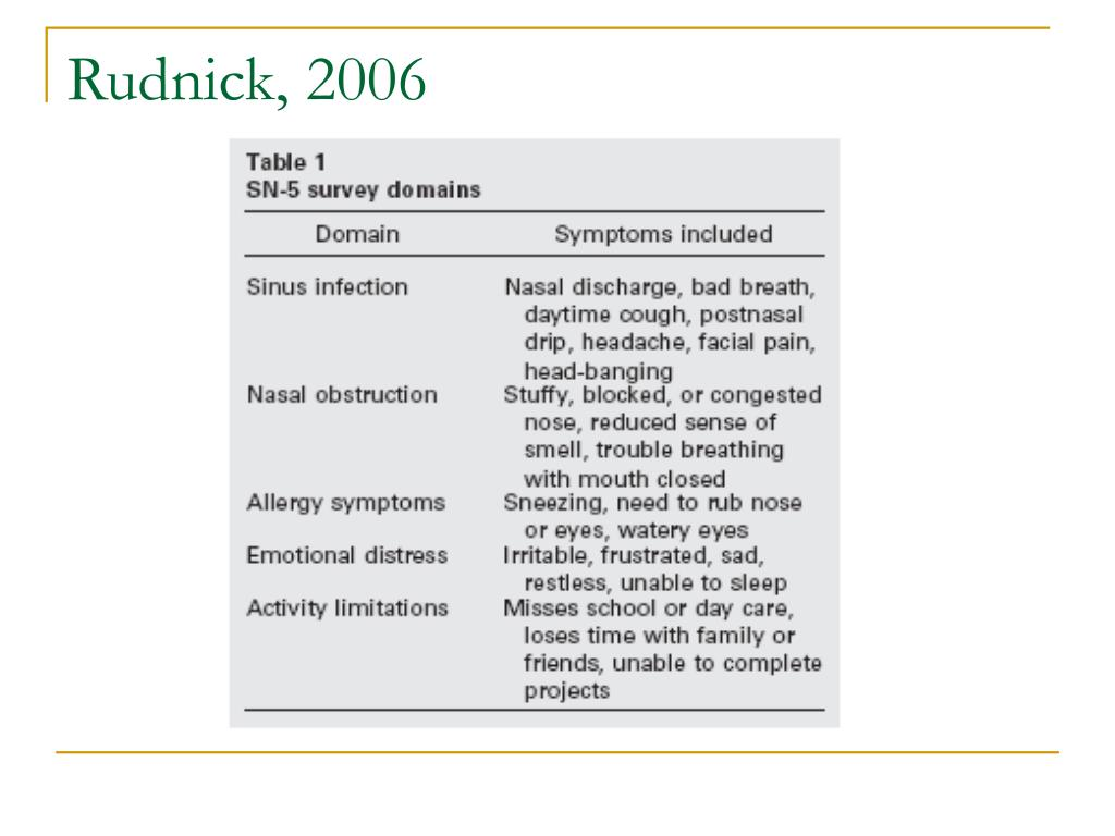 Rudnick, 2006