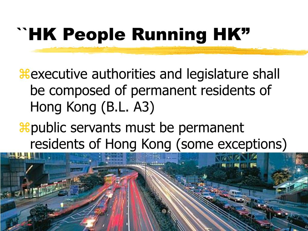 ``HK People Running HK""