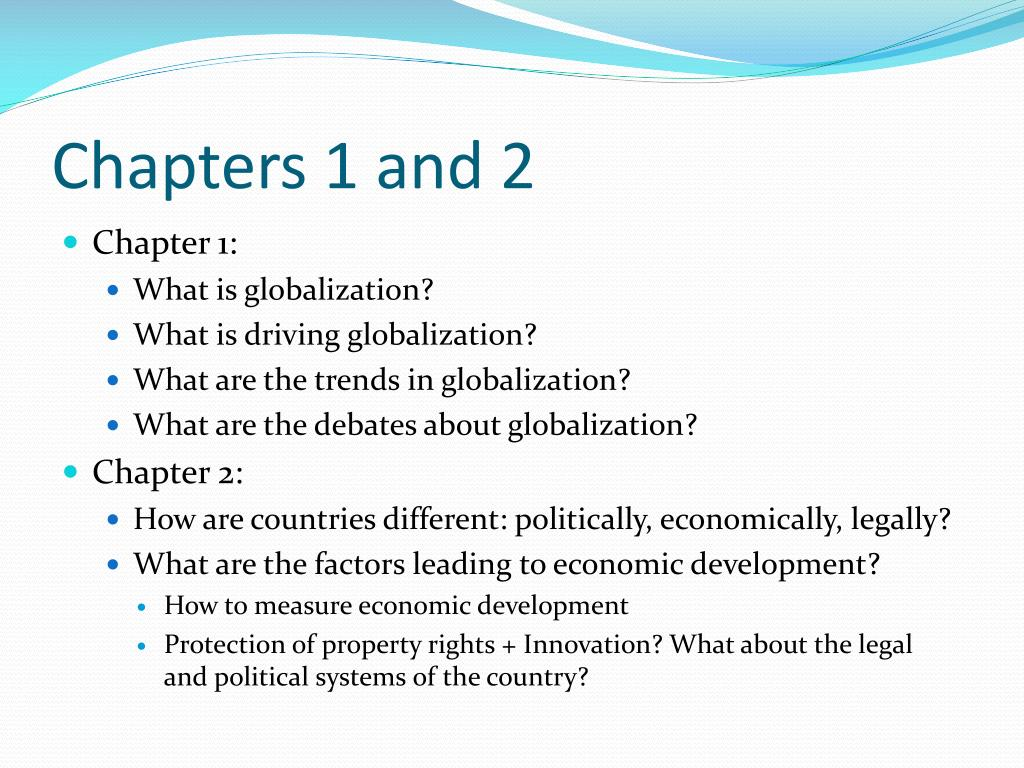 what are the key drivers of globalisation What factors have contributed to globalisation in recent years by maziar homayounnejad, queen elizabeth's school, barnet globalisation can be defined: as the growing interdependence of world economies.
