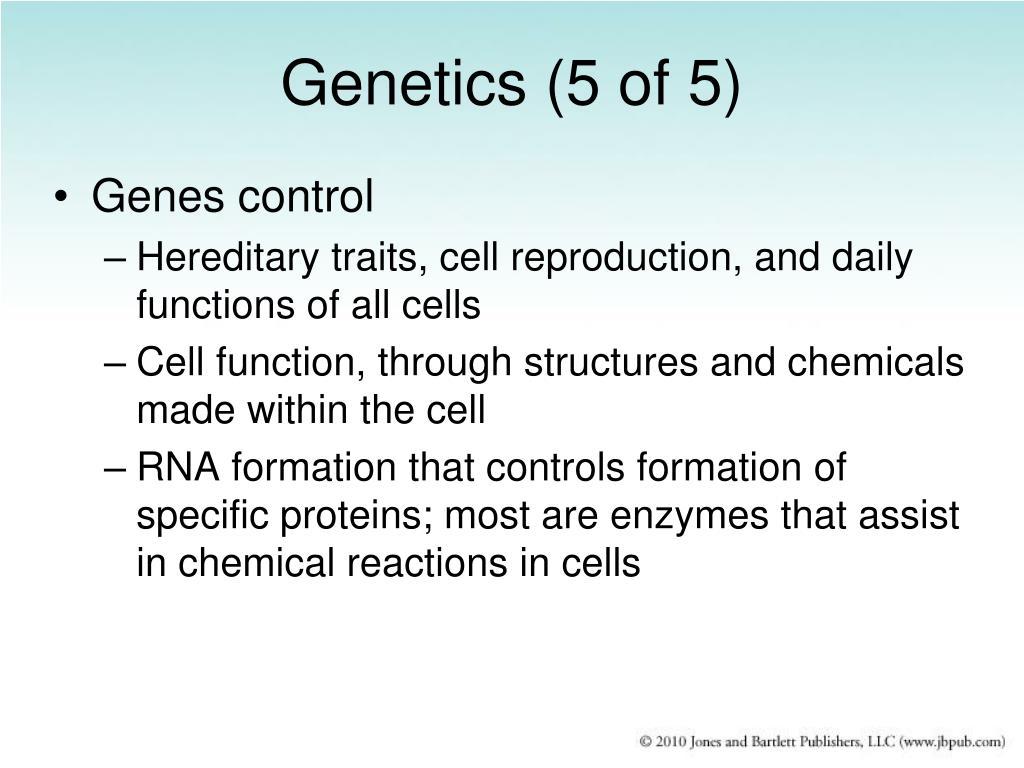 Genetics (5 of 5)