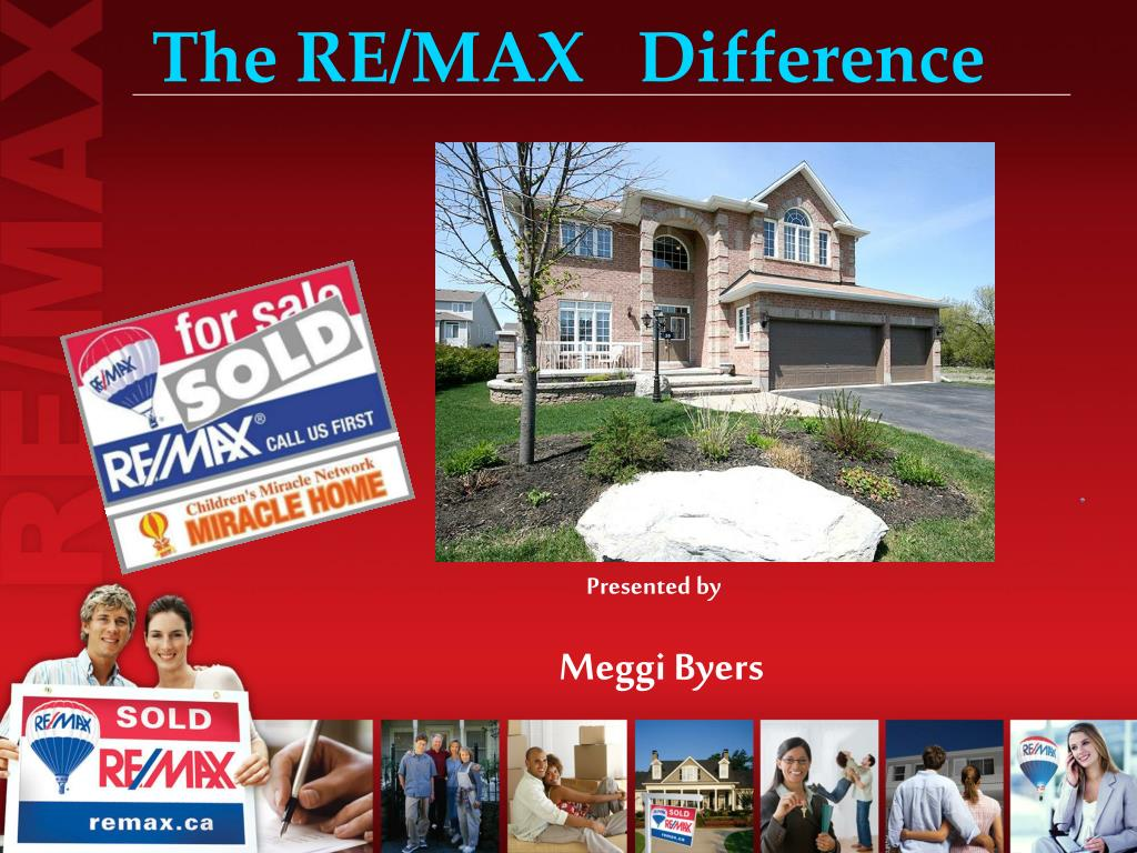The RE/MAX   Difference