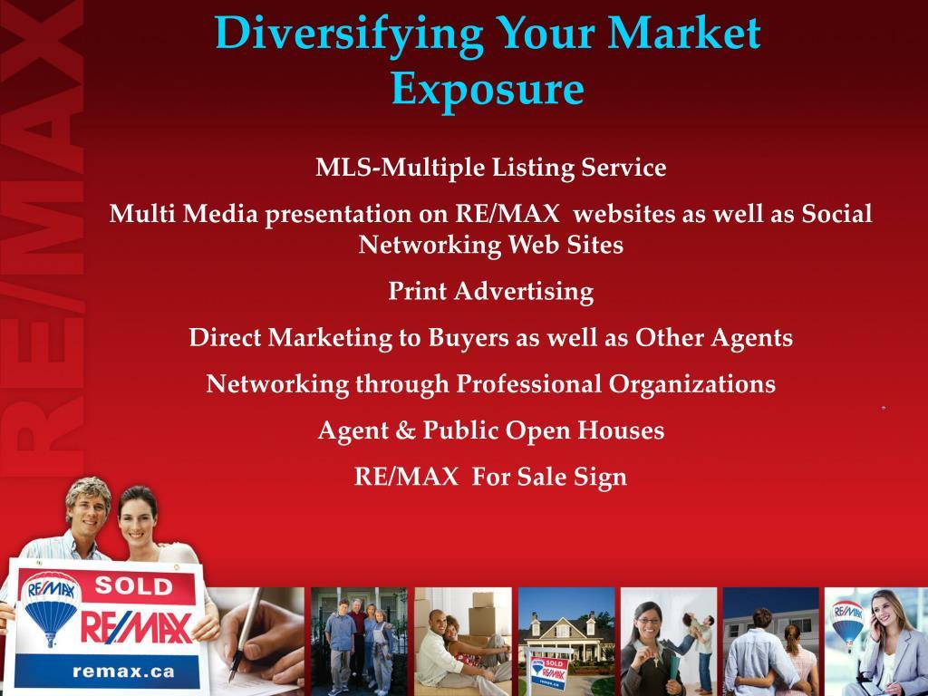 Diversifying Your Market Exposure