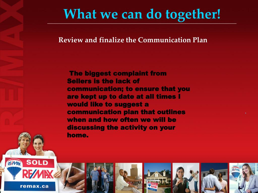 What we can do together!