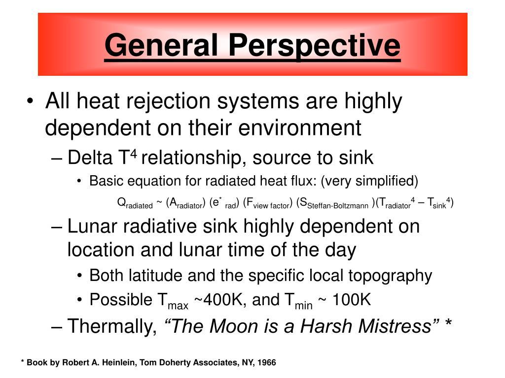 General Perspective