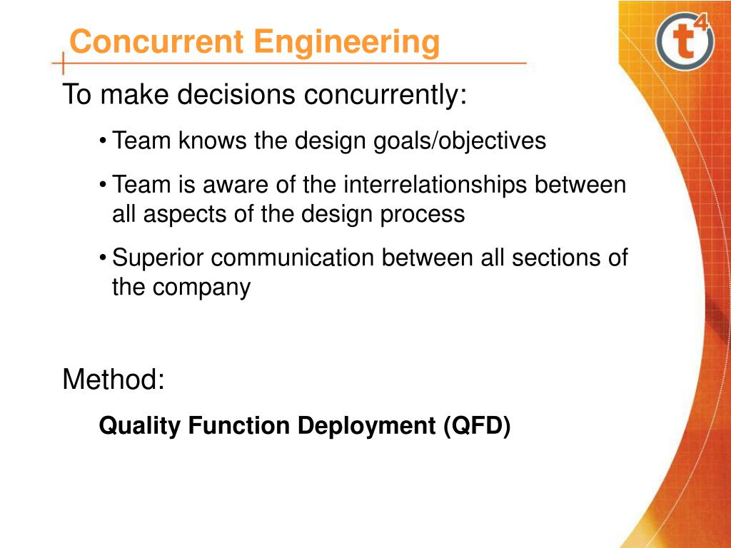 Concurrent Engineering Team : Ppt manufacturing systems powerpoint presentation id