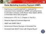 home marketing incentive payment hmip