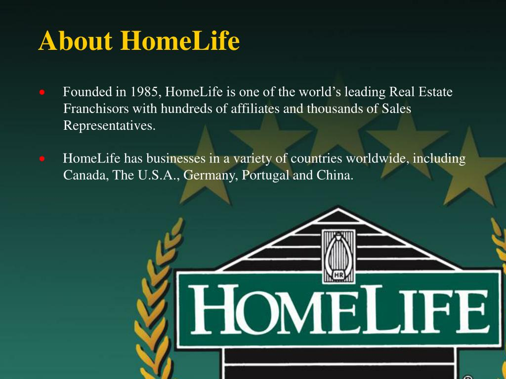 About HomeLife