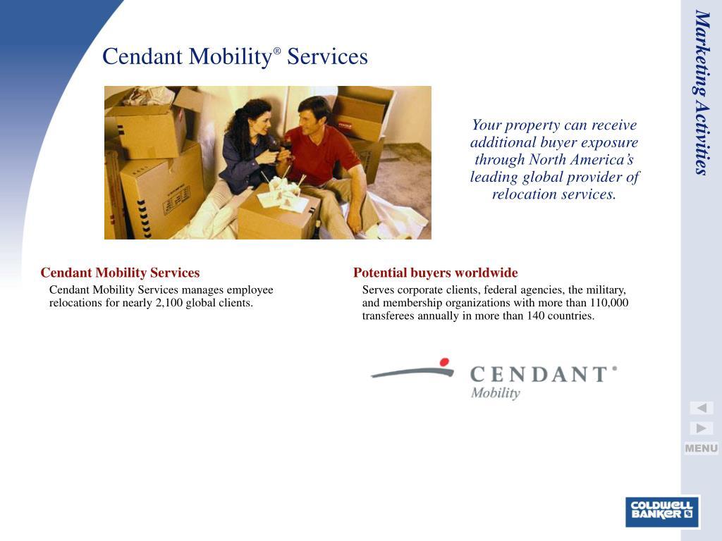 Cendant Mobility Services