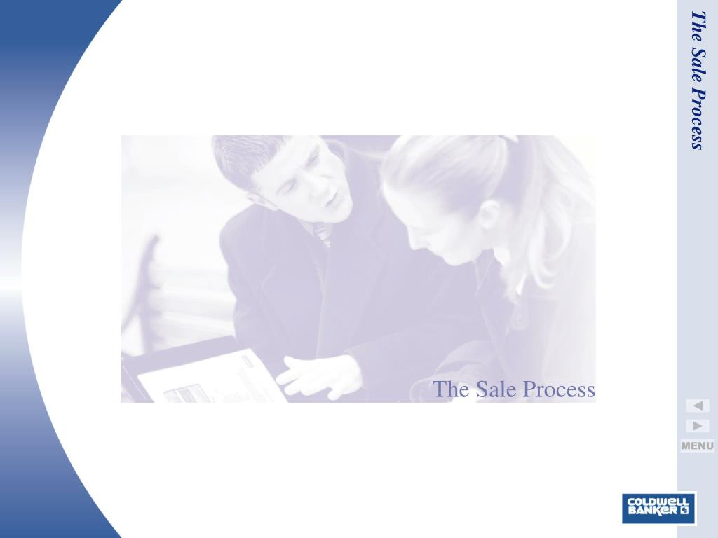 The Sale Process